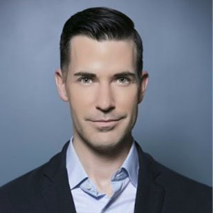 Portrait of Brendon Kelly