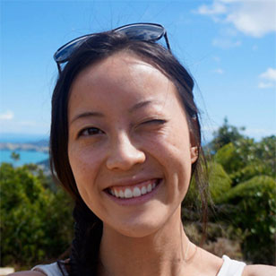 Portrait of Karoliina Yang