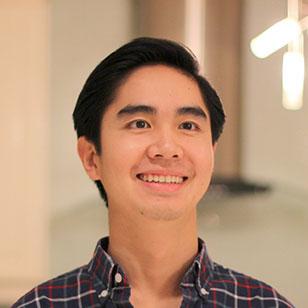 Portrait of Kelvin Kwong
