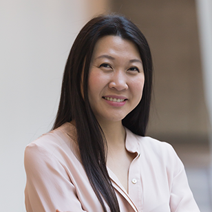 Portrait of Lily Cheng